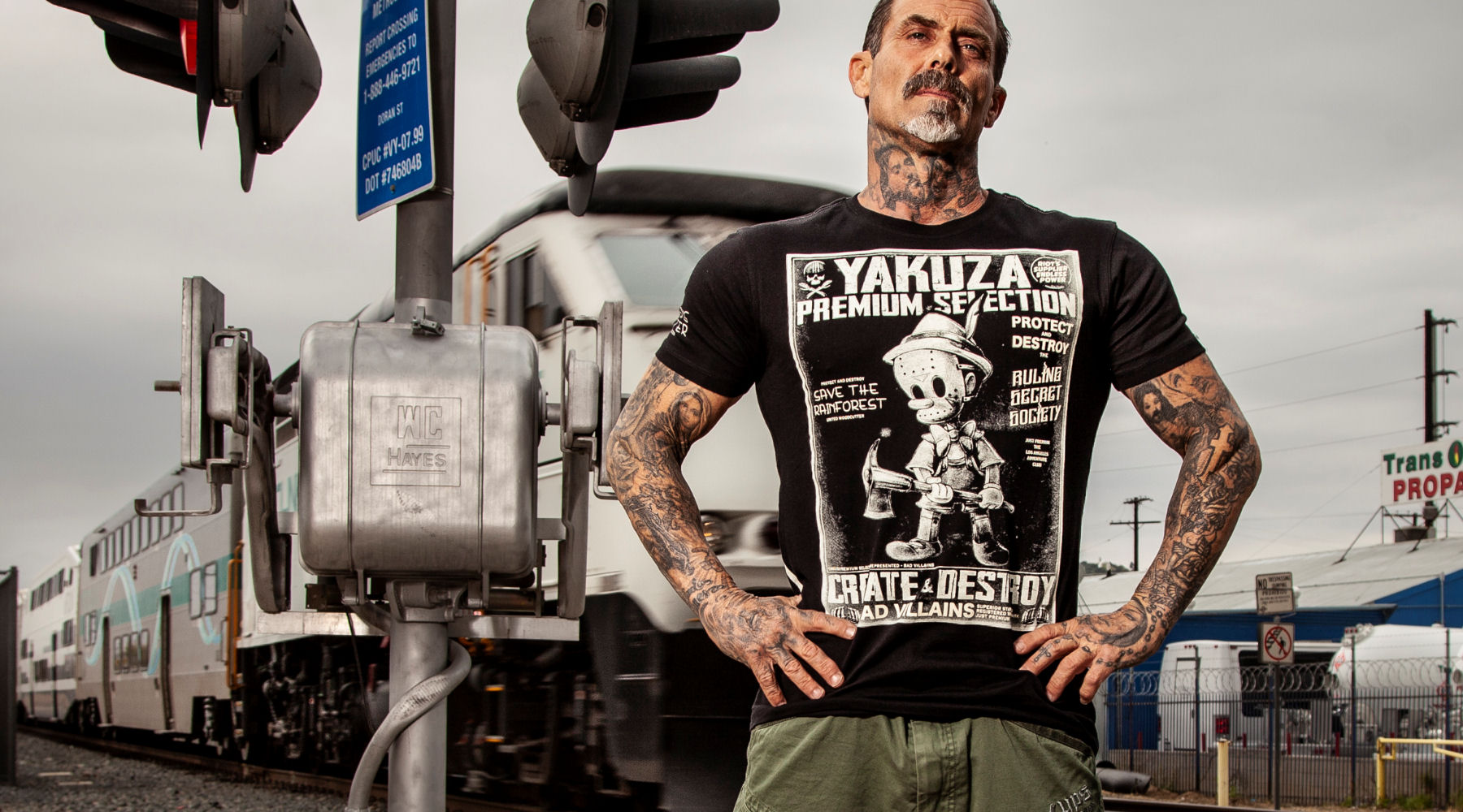 YAKUZA PREMIUM Official Store | T Shirts, Hoodies and Jackets